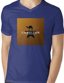 Camelton Mens V-Neck T-Shirt