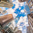 Philadelphia Skyscrapers by FelipeLodi