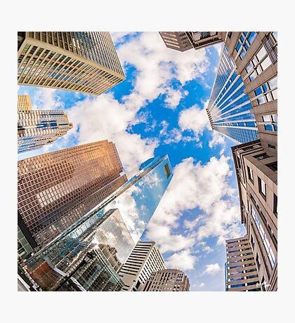 Philadelphia Skyscrapers Photographic Print