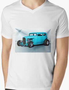 1932 Ford Victoria Mens V-Neck T-Shirt