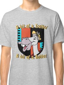 Mr. Toad's friend Cyril: a bit of a trotter, a bit of a rotter Classic T-Shirt