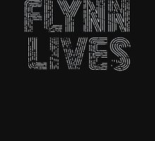 Flynn Lives Distressed Unisex T-Shirt