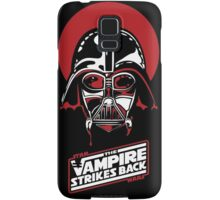 the Vampire Strikes Back Vader Samsung Galaxy Case/Skin