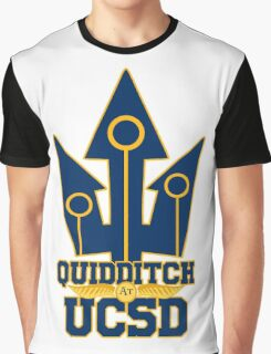 UCSD Magical Sports Swag Graphic T-Shirt