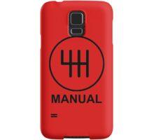 Save the Manuals!! Samsung Galaxy Case/Skin
