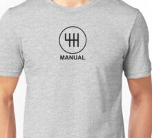 Save the Manuals!! Unisex T-Shirt