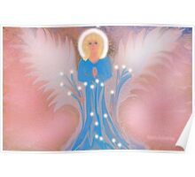 Earth Angel by Sherri Of Palm Springs Poster