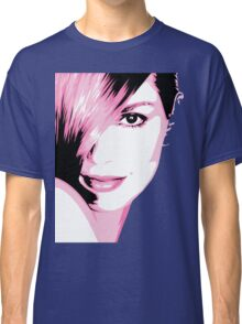 Cindy Crawford vector drawing Classic T-Shirt