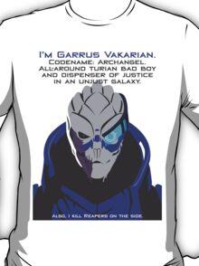 Mass Effect - Garrus Vakarian T-Shirt