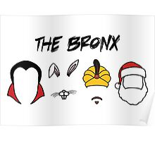 The Bronx - Characters (Arrest Line Up) Poster