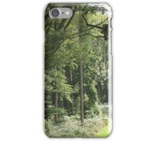 Oxford forest iPhone Case/Skin