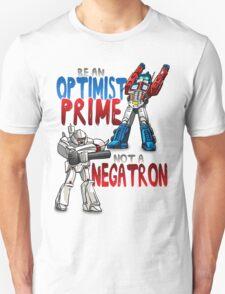 Optomist Prime - Negatron T-Shirt