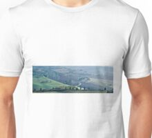 Val d'Orcia, Panorama Unisex T-Shirt