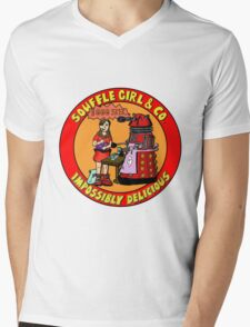 souffle girl and co. Mens V-Neck T-Shirt