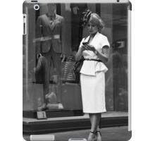 Urban Lifestyles:Elegance iPad Case/Skin