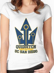 UC San Diego Magical Sports Swag Women's Fitted Scoop T-Shirt