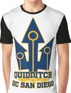 UC San Diego Magical Sports Swag Graphic T-Shirt