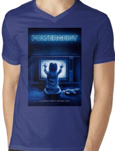 Poltergeist Mens V-Neck T-Shirt