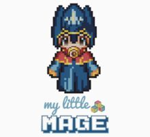 My Little Mage, First Class Kids Tee