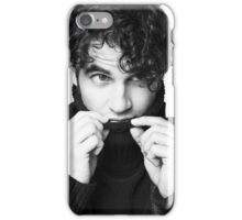 Darren Criss B&W iPhone Case/Skin