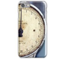 Salter iPhone Case/Skin