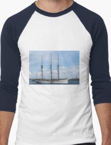 Tall Ships on the St. Lawrence Men's Baseball ¾ T-Shirt