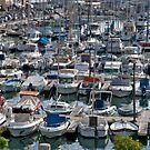 Monaco Harborfront by phil decocco