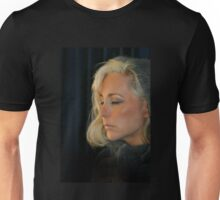 Blond Woman Unisex T-Shirt