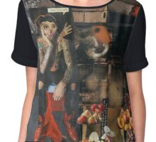 The Goblin Market Chiffon Top