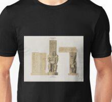 0045 Aethiopen Dynastie XXV 3 Barkal Jebel Barkal Grosser Felsentempel Unisex T-Shirt