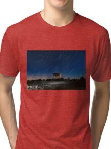Jodrell Bank Star Trails Tri-blend T-Shirt