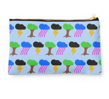 Nature (Lightning, Tree, Jellyfish) Studio Pouch