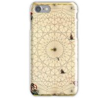 Map Of The Canary Islands 1720 iPhone Case/Skin
