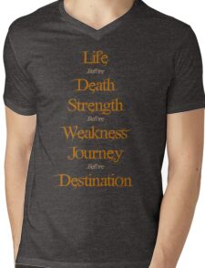 The First Ideal of The Knight's Radiant Mens V-Neck T-Shirt
