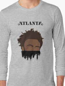 Atlanta Graffiti 2 Long Sleeve T-Shirt