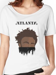 Atlanta Graffiti 2 Women's Relaxed Fit T-Shirt