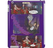 Fall of the Eleventh #4 iPad Case/Skin
