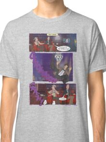 Fall of the Eleventh #4 Classic T-Shirt
