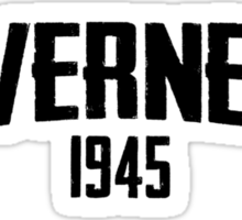 INVERNESS 1945 Sticker
