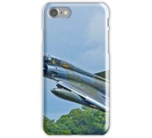 Mirage 2000N slightly abstracted iPhone Case/Skin