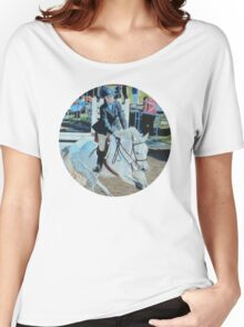 Horseshow T-Shirt or Hoodie Women's Relaxed Fit T-Shirt