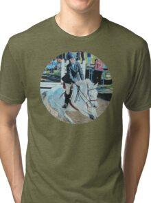 Horseshow T-Shirt or Hoodie Tri-blend T-Shirt