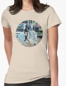 Horseshow T-Shirt or Hoodie Womens Fitted T-Shirt