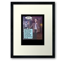 Fall of the Eleventh #5 Framed Print
