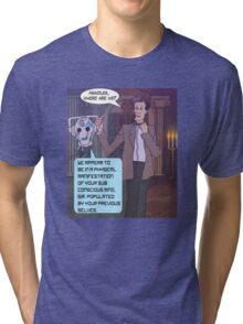 Fall of the Eleventh #5 Tri-blend T-Shirt