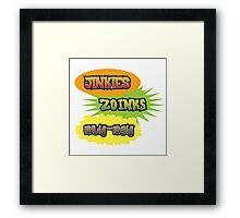 Scooby Sounds Framed Print