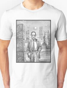 HP Lovecraft - Explorer of Strange Worlds T-Shirt