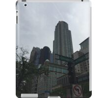 Chicago iPad Case/Skin
