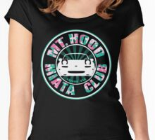 Mt Hood Miata Club PNK Women's Fitted Scoop T-Shirt