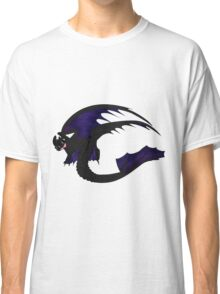 Galaxy Nightfury - Black Classic T-Shirt